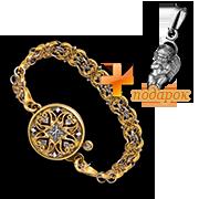 Православные ювелирные образки и кулоны