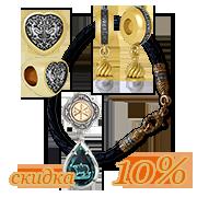 Православные ювелирные бусины и кулоны